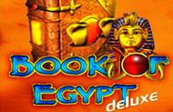 Book of Egypt Deluxe от Вулкан Vegas