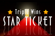 Triple Wins Star Ticket – Vulkan Vegas онлайн