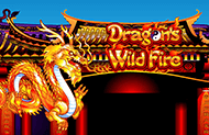 Игровой автомат Dragon's Wild Fire на сайте Вулкан Vegas